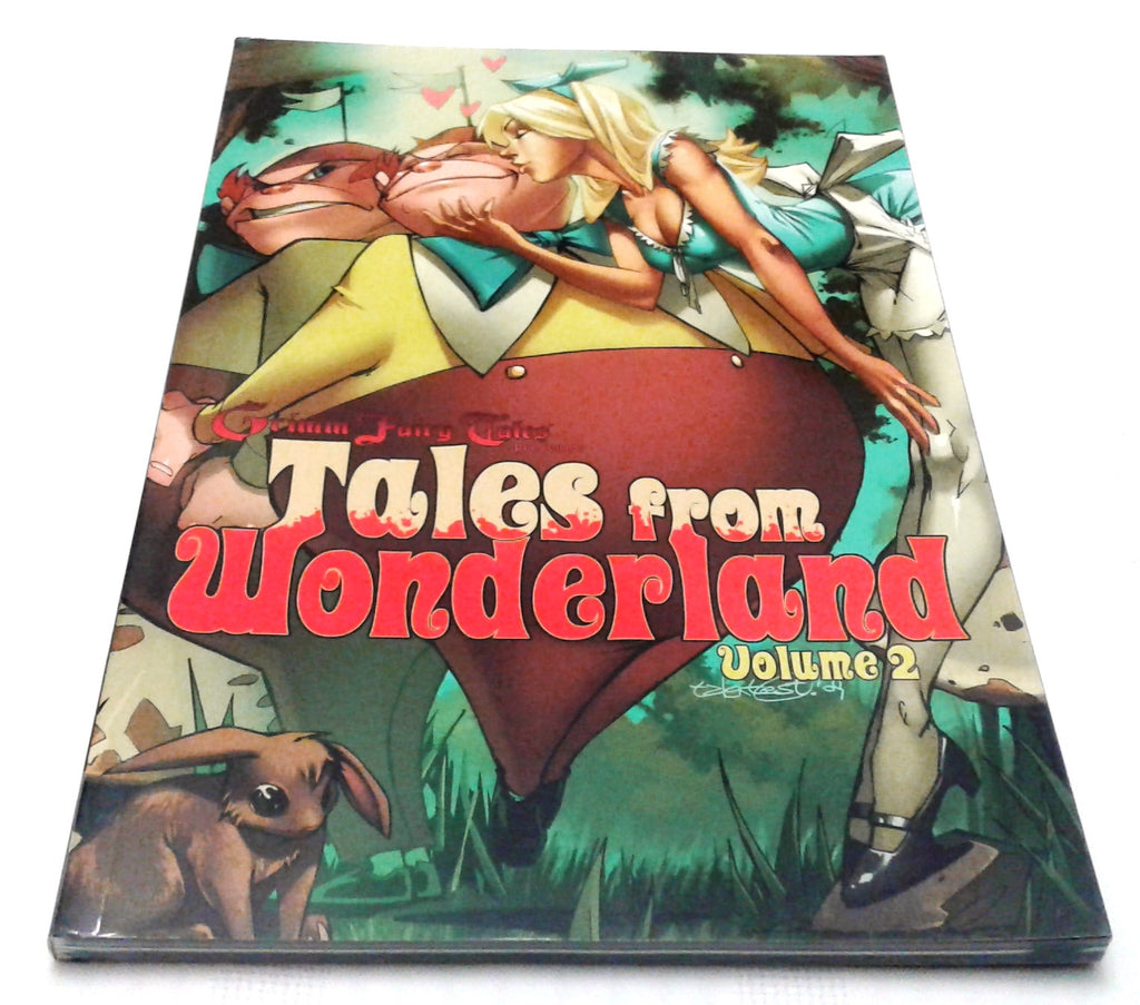 GRIMM FAIRY TALES, TALES FROM WONDERLAND, Vol 2, TPB, 1ST ED, 2009, NM-MINT