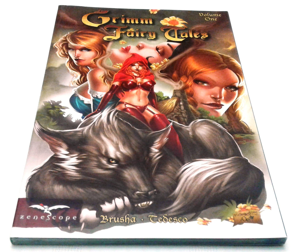 GRIMM FAIRY TALES - Vol. 1 - TPB, ZENESCOPE, 5TH EDITION, 2010, NM-MINT