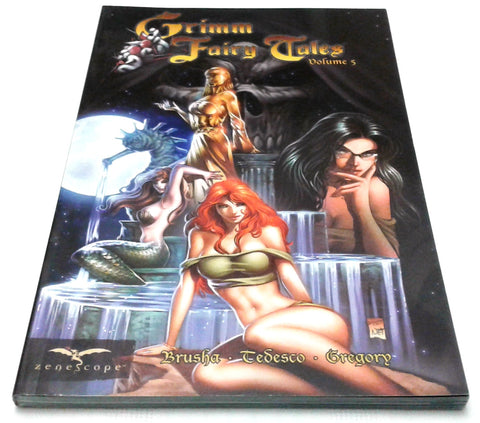 GRIMM FAIRY TALES - Vol. 5 - TPB, ZENESCOPE, 1ST EDITION, 2009, NM-MINT