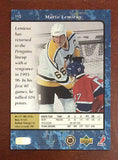 NHL MARIO LEMIEUX 1995-96 UPPER DECK SP CARD #113, NM-MINT