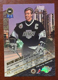 NHL WAYNE GRETZKY 1993-94 LEAF, CARD #304, NM-MINT