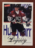 NHL WAYNE GRETZKY 1999-00 UPPER DECK VICTORY, HOCKEY LEGACY, CARD #428, NM-MINT