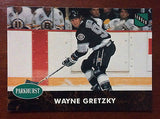 NHL WAYNE GRETZKY 1992-93 PARKHURST, ASSISTS LEADER, CARD #433, NEW, NM-MINT
