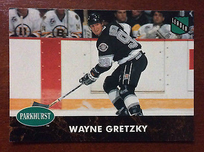 competitive price b891b 20234 NHL WAYNE GRETZKY 1992-93 PARKHURST, ASSISTS LEADER, CARD #433, NEW, NM-MINT