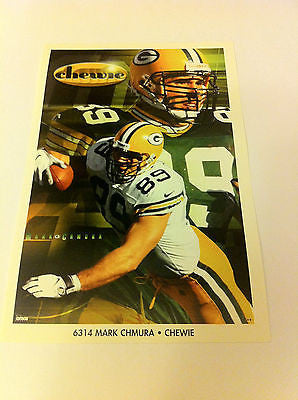 NFL MARK CHMURA MINI POSTER, 4 X 6 INCHES, GREEN BAY PACKERS