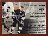 NHL WAYNE GRETZKY 1994-95 LEAF, CARD #345, NEW, NM-MINT