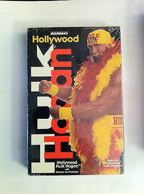 WWE HOLLYWOOD HULK HOGAN ULTIMATE PACKAGE NIP, 4 ITEMS