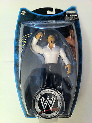WWE BATISTA, JAKKS RUTHLESS AGGRESSION ACTION FIGURE CANADIAN VERSION, NIP, 2004