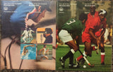 1976 MONTREAL SUMMER OLYMPICS, OFFIAL PROGRAMS/BOOKS, SET OF 23