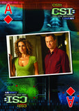 CSI PLAYING CARDS, 3 SHOWS (MIAMI, NEW YORK, LAS VEGAS) DECK