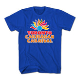TORONTO CARIBBEAN CARNIVAL OFFICIAL T-SHIRT, ARCH LOGO (ADULT S - XXL, 7 COLORS AVAILABLE)