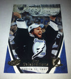 NHL MARTIN ST. LOUIS 2006-07 UPPER DECK POWER PLAY STANLEY CUP CELEBRATIONS INSERT CARD #CC5