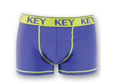 KEY Men's Underwear, Premium Quality, Ultra Soft Fabric, Great Fit, Polyester/Spandex Muliple Colors