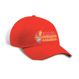 TORONTO CARIBBEAN CARNIVAL COTTON HAT HORIZONTAL LOGO (6 COLORS AVAILABLE)
