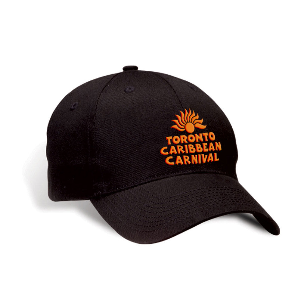 TORONTO CARIBBEAN CARNIVAL COTTON HAT ARCH LOGO (6 COLORS AVAILABLE)