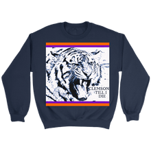 Load image into Gallery viewer, Clemson Till I Die Crewneck Sweatshirt