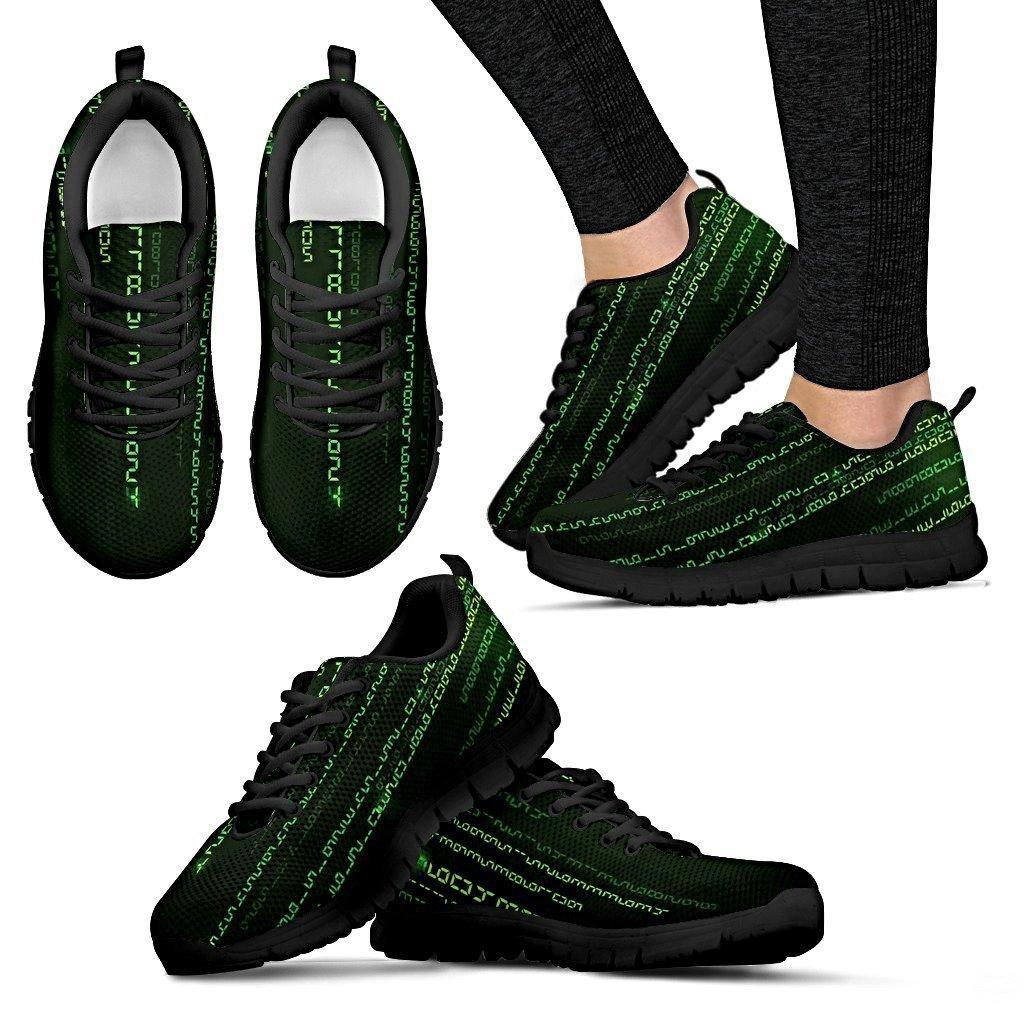 Women's Matrix Inspired Sneakers