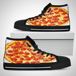 Pizza On The Go High Tops