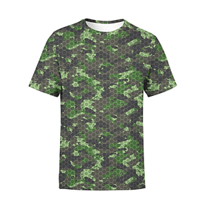 Men's Army Hex Camo T-Shirt