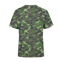 Load image into Gallery viewer, Men's Army Hex Camo T-Shirt