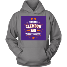 Load image into Gallery viewer, Clemson Die Hard Fan