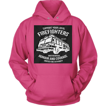 Load image into Gallery viewer, Fire Fighter Local Hoodie