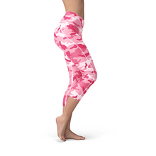 Load image into Gallery viewer, Nellie Yoga Pink Camo