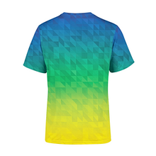Load image into Gallery viewer, Men's Beach Triangles T-Shirt