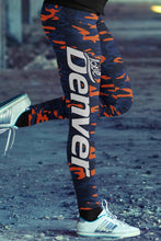Load image into Gallery viewer, Denver  Camo Leggings 1