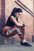 Load image into Gallery viewer, Denver  Striped Leggings