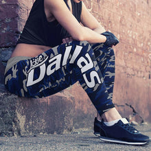 Load image into Gallery viewer, Dallas  Camo Leggings