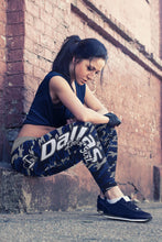 Load image into Gallery viewer, Dallas Loving Girl Camo Leggings