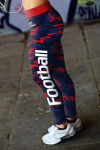 Load image into Gallery viewer, New Engl Camo Leggings