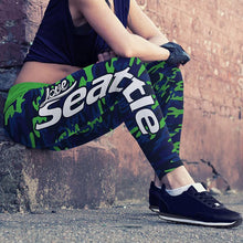 Load image into Gallery viewer, Seattle Camo Leggings