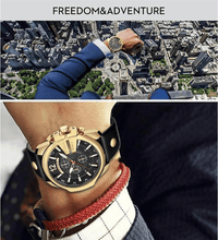 Load image into Gallery viewer, Executive Timepiece