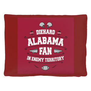 Alabama Diehard Fan Pet Bed
