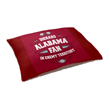Load image into Gallery viewer, Alabama Diehard Fan Pet Bed