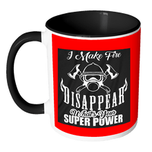 Load image into Gallery viewer, Fire Fighter Super Power Mug