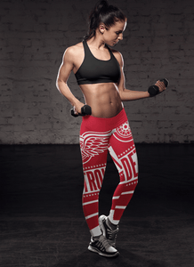 Detroit Collector Leggings