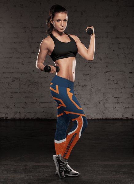 Auburn Collector Leggings 8DL4