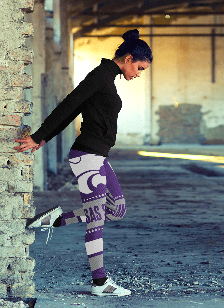 Kansas St Collector Leggings