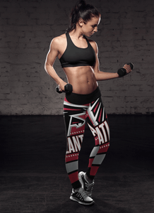 Atlanta Fal  Collector Leggings