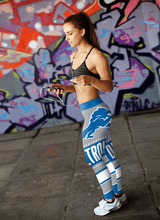 Load image into Gallery viewer, Detroit Collector Leggings CUCW