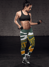 Load image into Gallery viewer, Green Bay Collector Leggings 903
