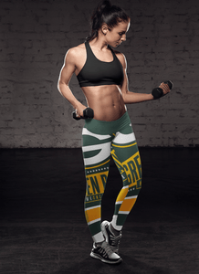 Green Bay Collector Leggings 903
