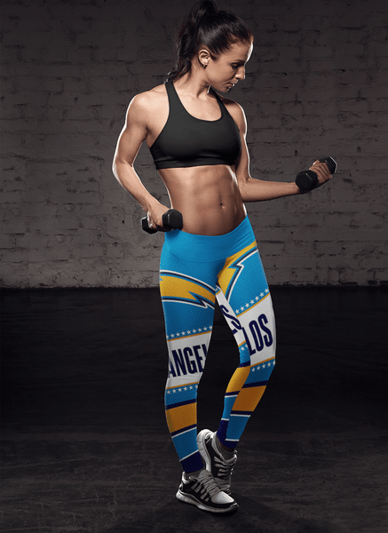 Los Angeles  Char Collector Leggings