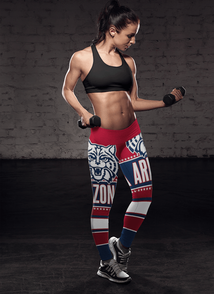 Arizona Wild Collector Leggings BKKM