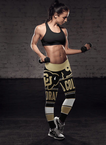 Colorado U Collector Leggings PPL2
