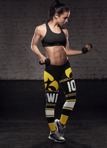 Iowa Hwk Collector Leggings GIV0