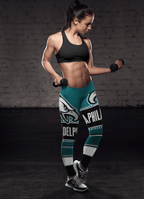 Load image into Gallery viewer, Philadelphia Eag Collector Leggings RGFN